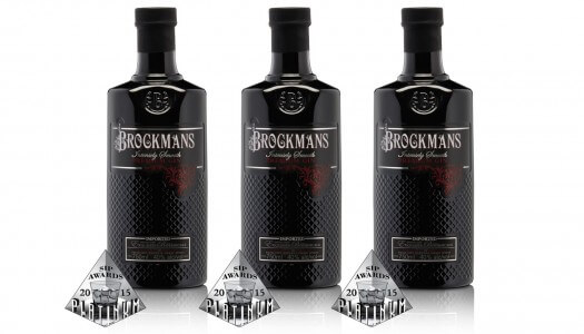 Brockmans Wins Platinum at International Consumer Tasting