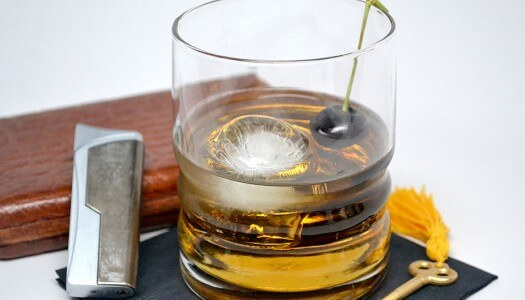 Drambuie Old Fashioned for Father's Day