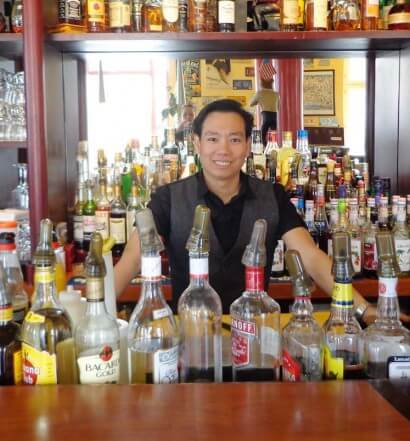 Featured Mixologist Trinh Quan Huy-Philip