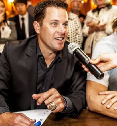 Former SF Giant JT Snow to Host 2nd Annual Celebrity Cocktail Competition to Cure Diabetes