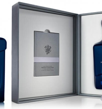 Extremely Limited Johnnie Walker Private Collection 2014