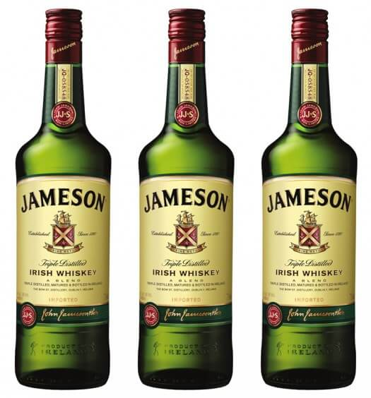 Jameson and Craft Breweries Create Limited Edition Beers Aged in Jameson Whiskey Barrels