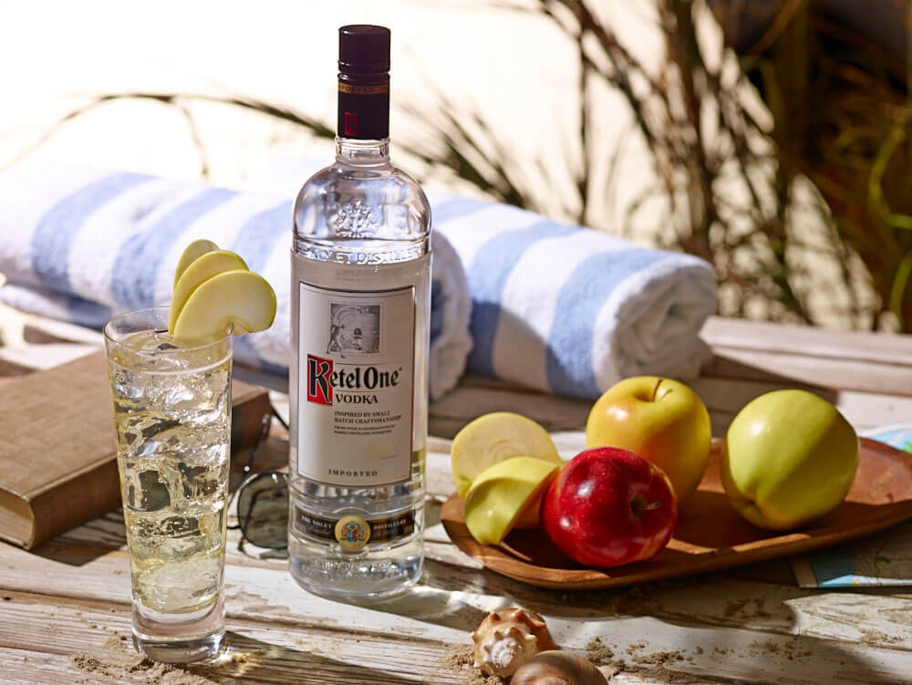 Ketel One Apple Kicker
