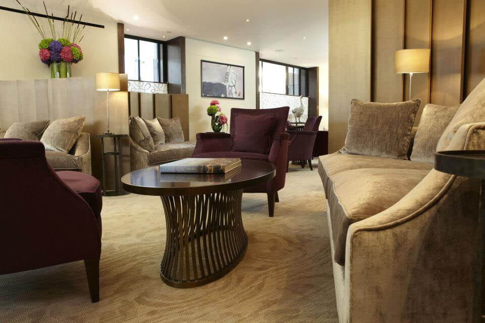 One Aldwych Hotel Private Lounge