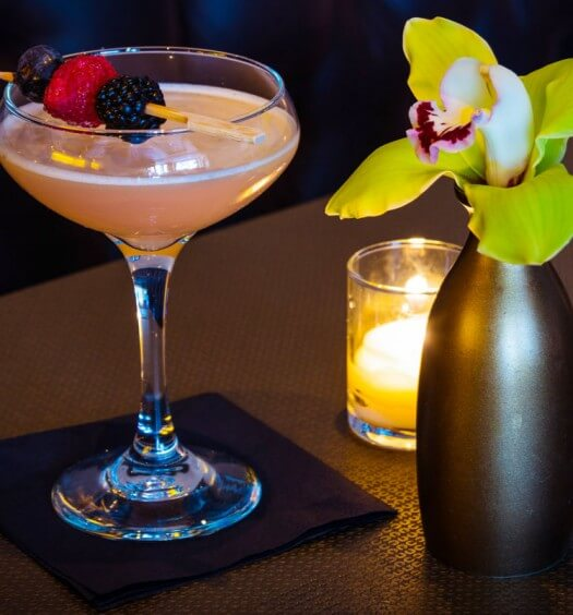 Chilled Drink of the Week: Out of the Blue