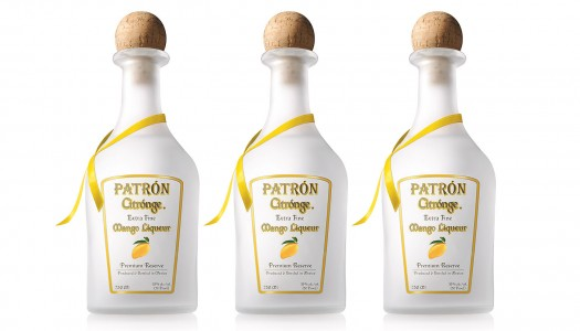 Patrón Citrónge Mango Launches