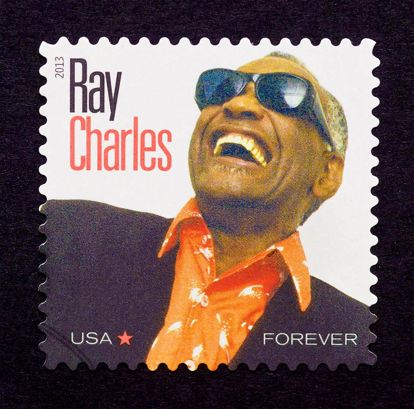 The Legendary Ray Charles