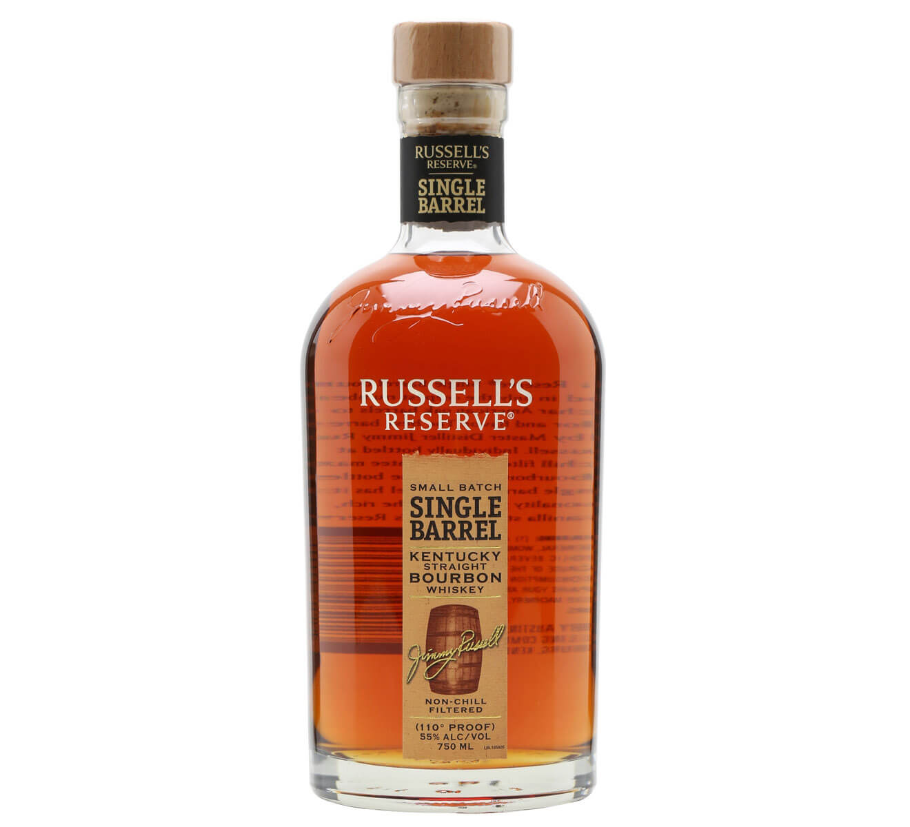 Russell's Reserve Single Barrell Bourbon