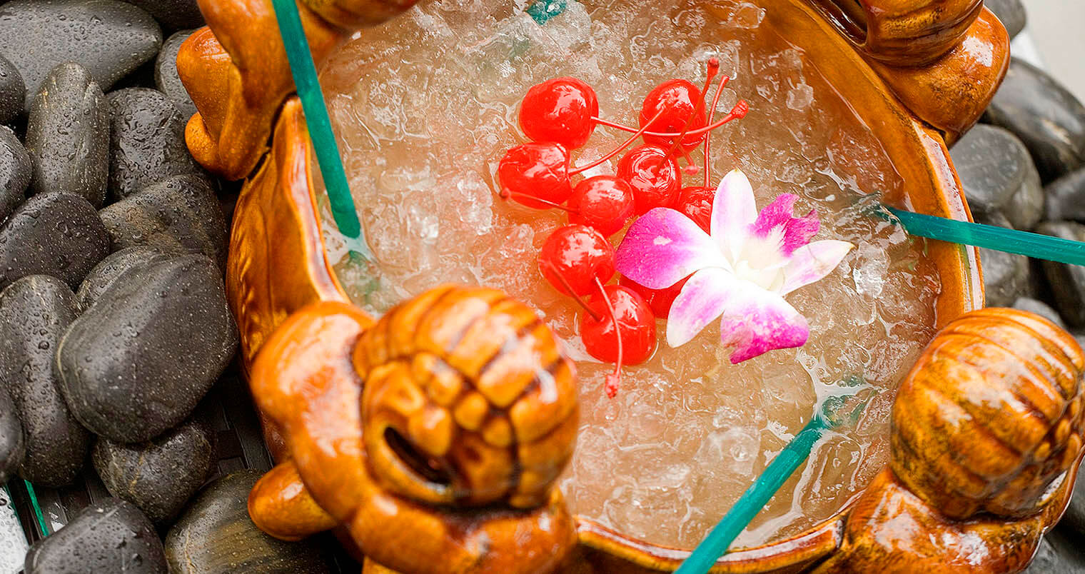 Must Mix: RHUMBAR Las Vegas Classic Scorpion Bowl