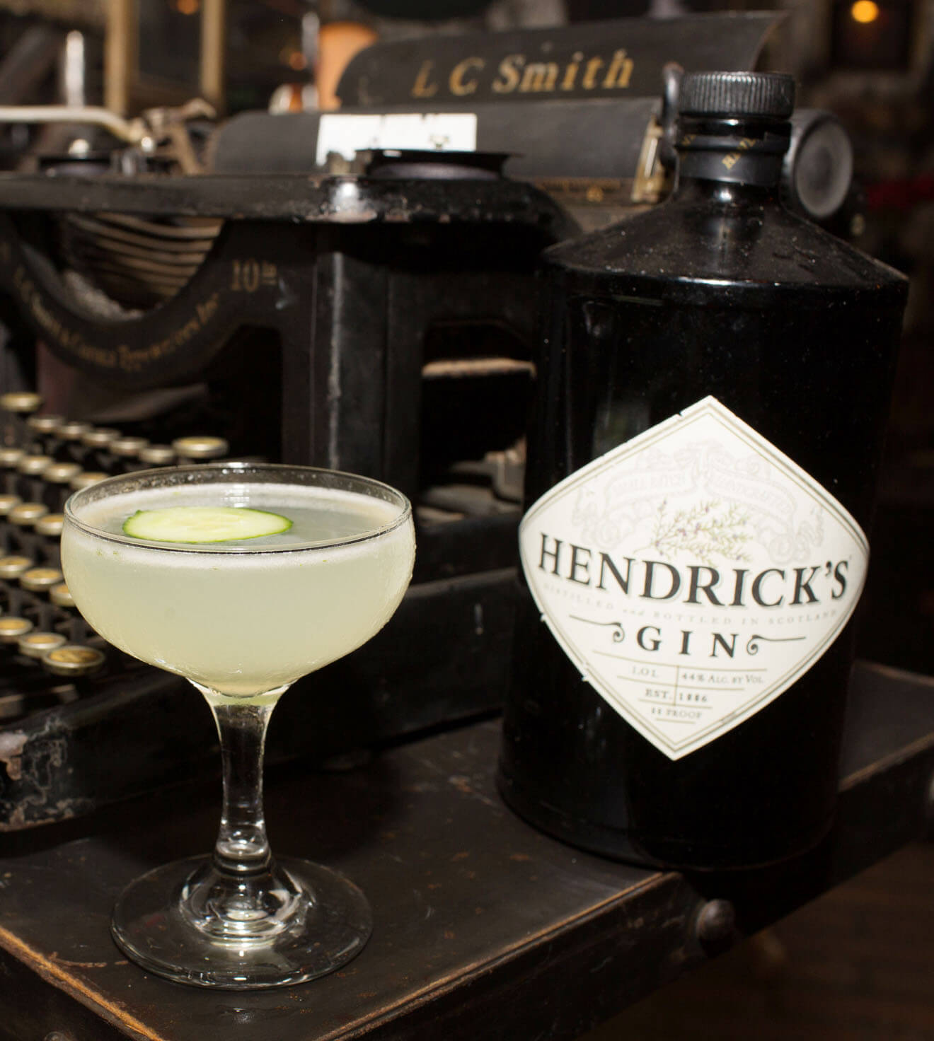 Must Mix Hendrick S Gin Cocktails