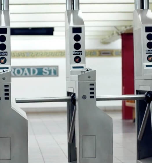 Heineken and James Murphy Campaign to Transform Harsh Sounds of Subway Turnstiles Into Musical Notes