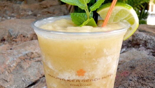 Must Mix: Fredrica – The Perfect Summer Cocktail from Mauna Kea Beach Hotel