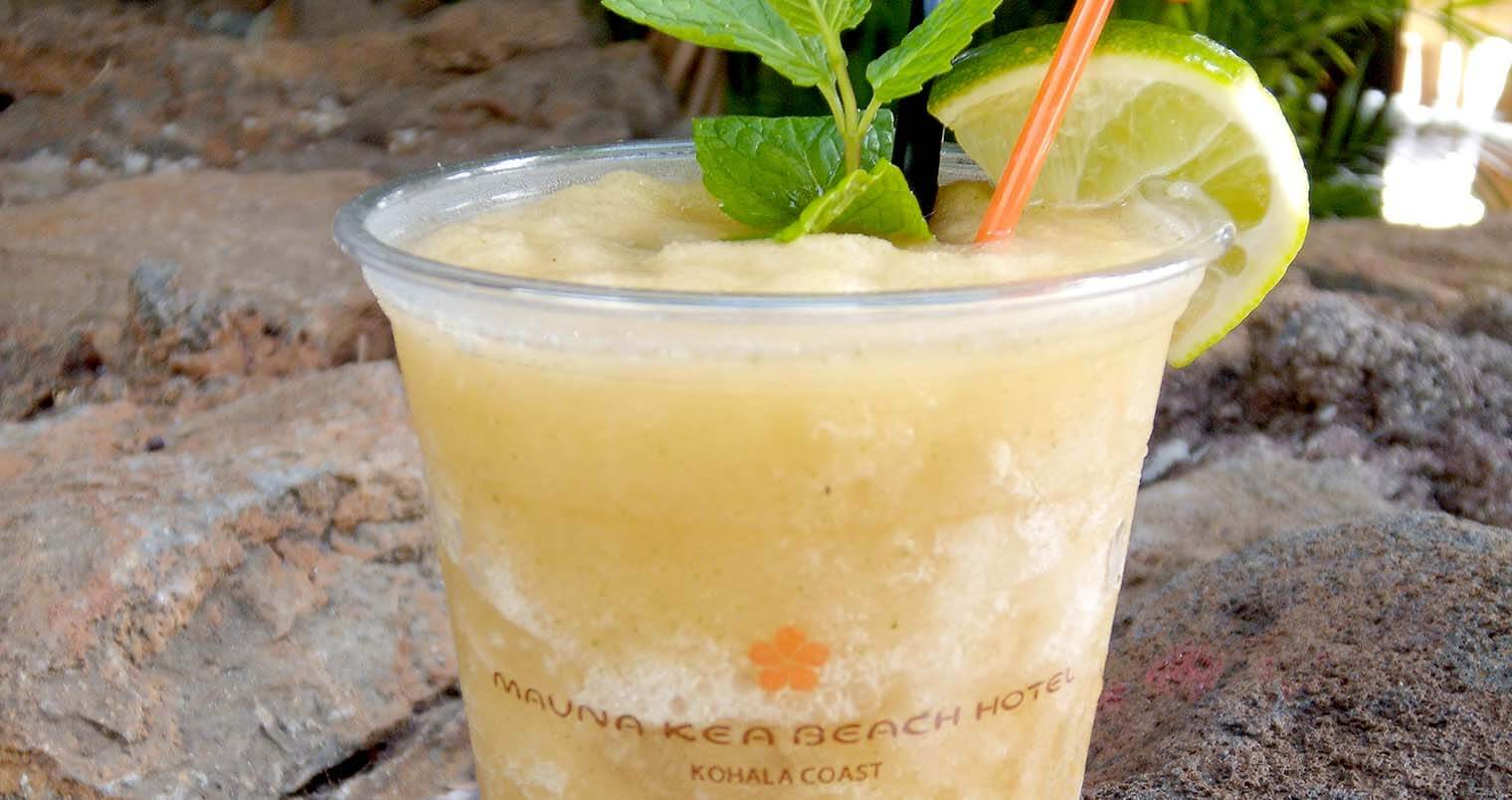 Must Mix: Fredrica at Mauna Kea Beach Hotel - The Perfect Summer Cocktail