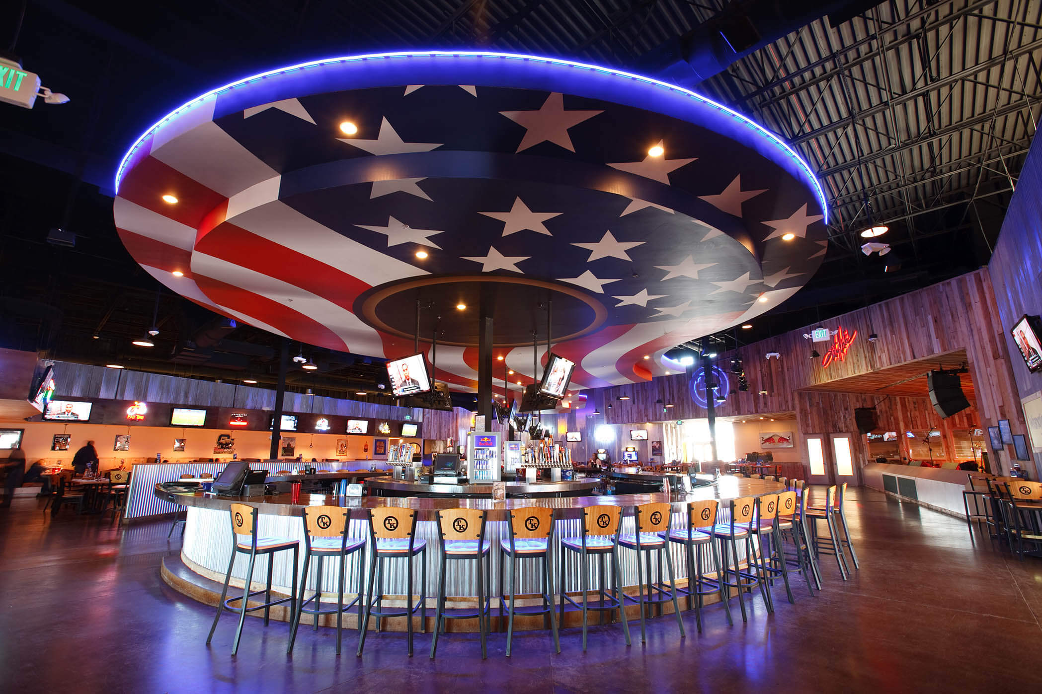 Toby Keith's 'I Love This Bar and Grill'