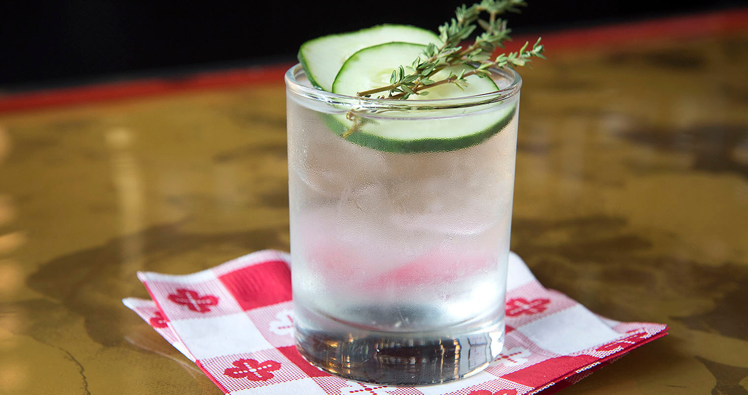 Caorunn Gin Cocktails for World Gin Day - June 13th, 2015