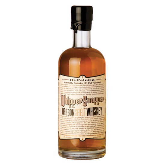 Whippersnapper Oregon spirits Whiskey_courtesy Ransom Spirits