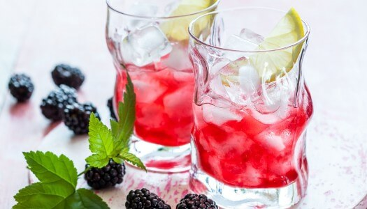 4 Luscious Blackberry Cocktails You Must Mix