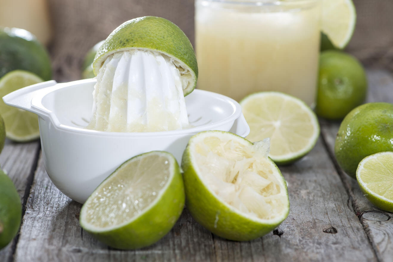 Freshly Squeezed Lime Juice