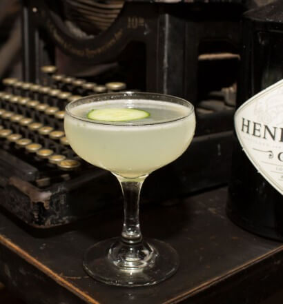 Must Mix: Hendrick's Gin Cocktails