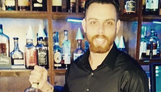 Featured Mixologist Kyle Mercado