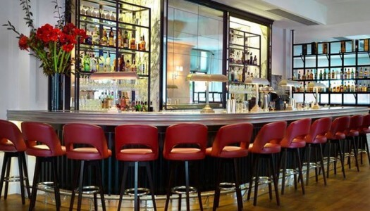 London Bars Go Modern
