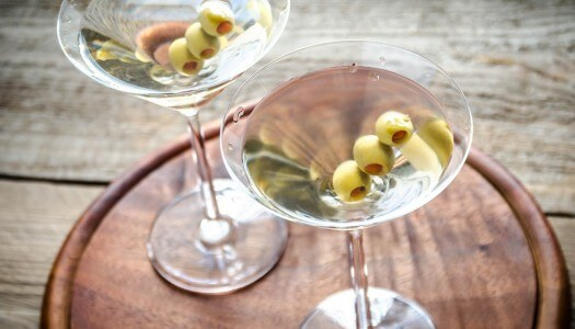 4 Martinis, Old and New