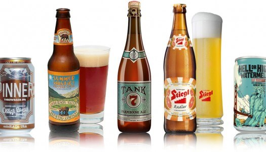 5 Supreme Summer Brews