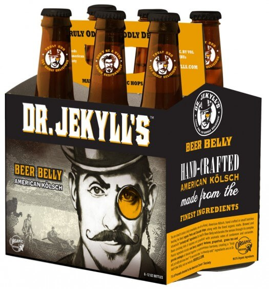 Dr. Jekyll's Releases World's First Craft Beer Brewed With Organic Superfoods