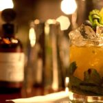 Must Mix: Cognac Peach Julep