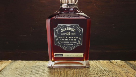Jack Daniel's Launches Barrel Proof