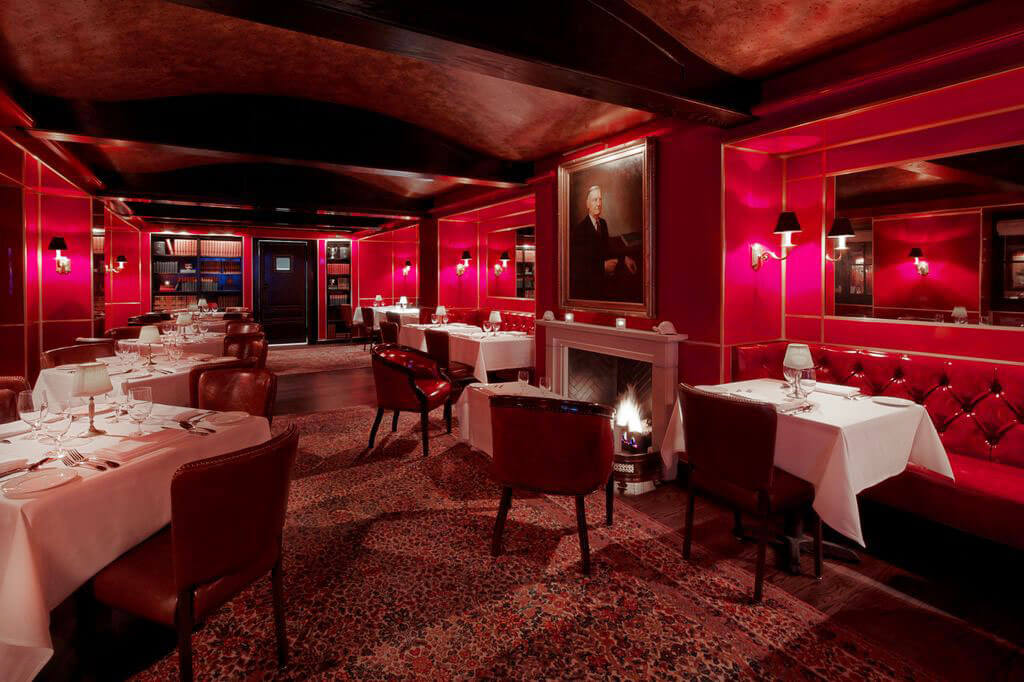 Red Room at the Tortouis Club
