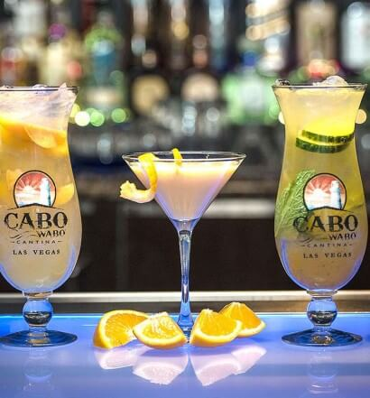 Easy to Mix Summer Cocktails From Cabo Wabo Cantina, Las Vegas