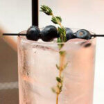 Chilled Drink of the Week: STK LA's Summerthyme Fling