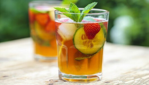 3 Ways to Pimp Up Your Pimm's Cup