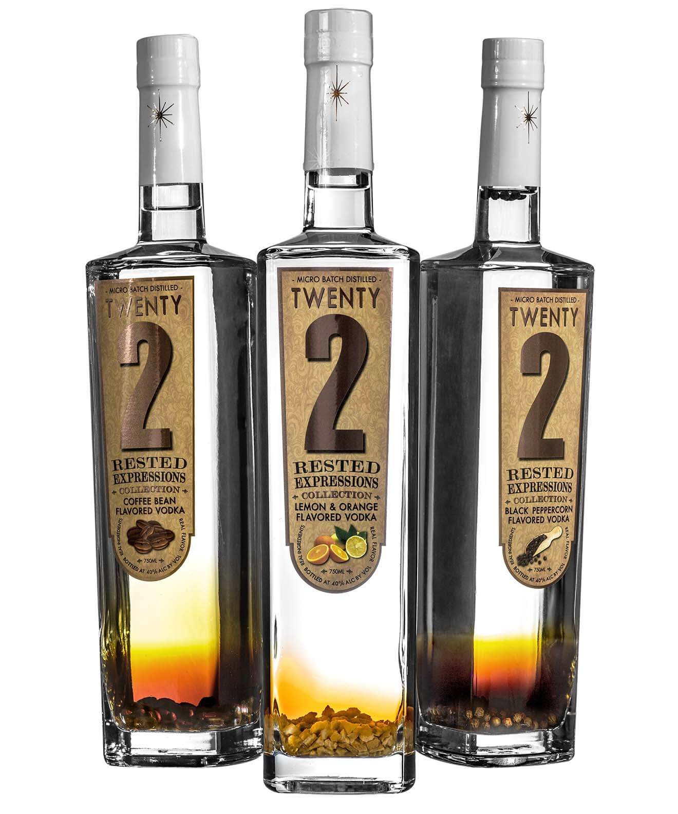 Twenty 2 Vodka