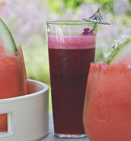 Chilled Drink of the Week: Watermelon-Rum Punch