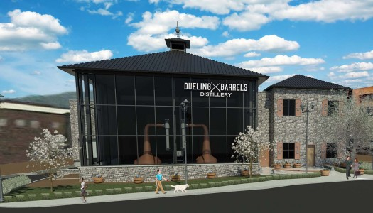 Alltech Breaks Ground on Dueling Barrels Brewing & Distilling Co.