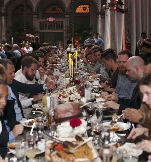 ToTC Recap: BACARDÍ Celebrates 'Family' with Yearly Dinner