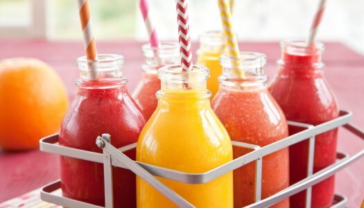 Detox at Tales with Delish Daily Smoothies