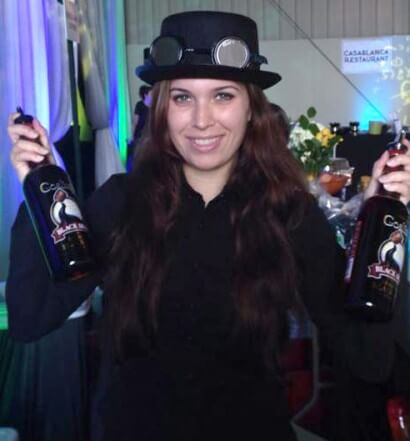 Featured Mixologist Giselle Marie Cruz