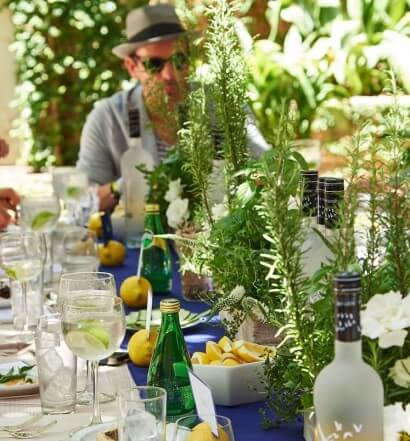 Grey Goose Seduces the Senses at Tales of the Cocktail Sensory Brunch