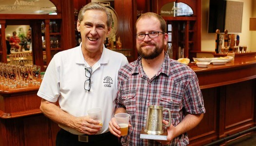 Lexington Home Brewer Wins 9th Annual Kentucky Ale Pro-Am Brew-Off with Session IPA