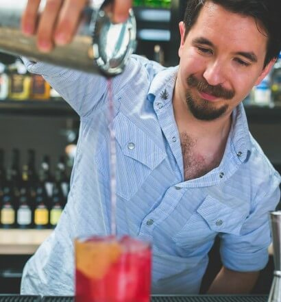 Featured Mixologist Jesse Torres