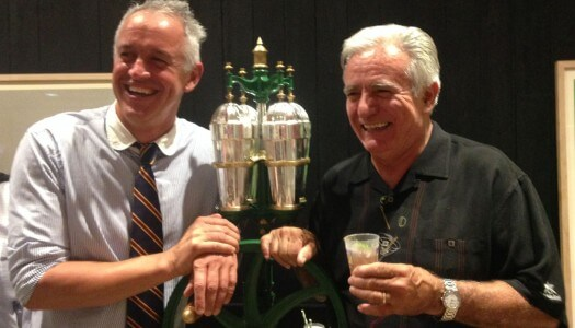 Museum of the American Cocktail Becomes Home to Tanqueray Imperial Shaker