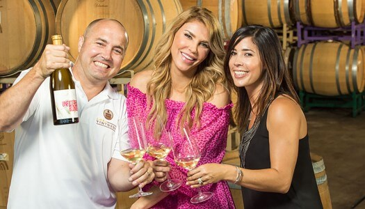 Brandi Glanville Debuts Chardonnay In Partnership With Rippey Wine Company