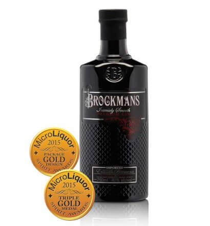 Brockmans Gin Wins Top Awards In Taste and Design
