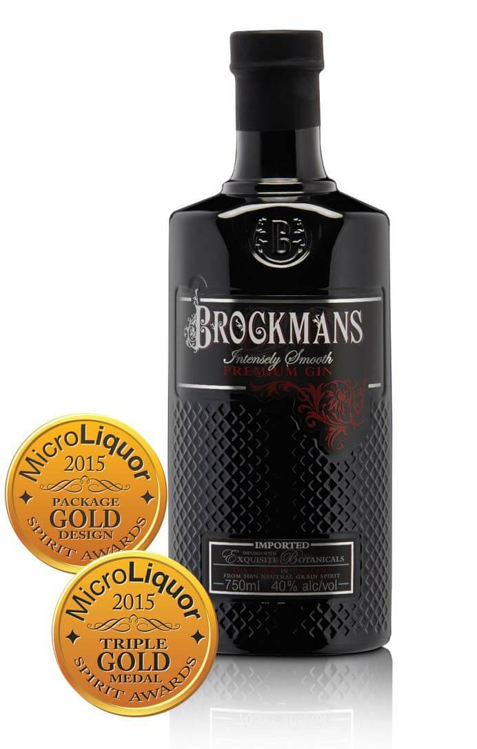 Brockmans MicroLiquor Gold
