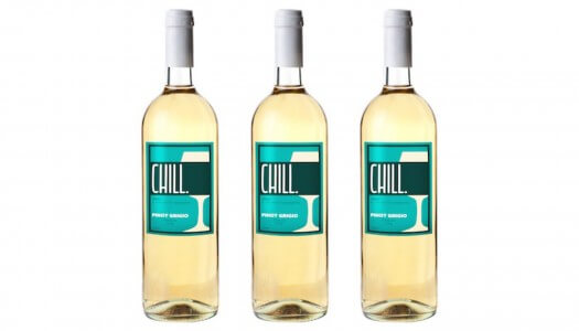 Chill Pinot Grigio Launches