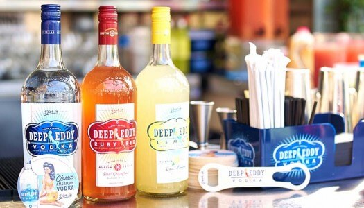 Deep Eddy Vodka Partners With Atlanta Falcons