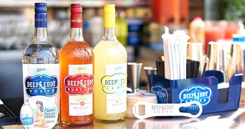 Deep Eddy Family of Bottles